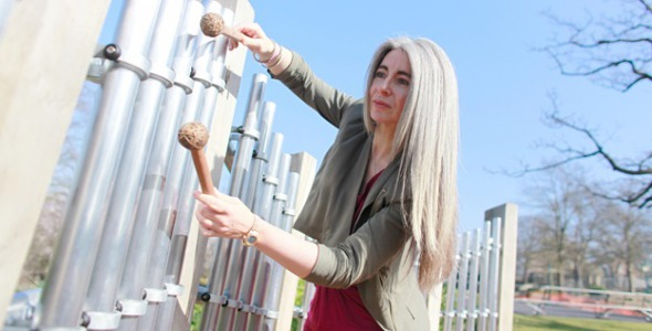 Photo of Feeling Sound: Evelyn Glennie in Conversation with Colin Blakemore