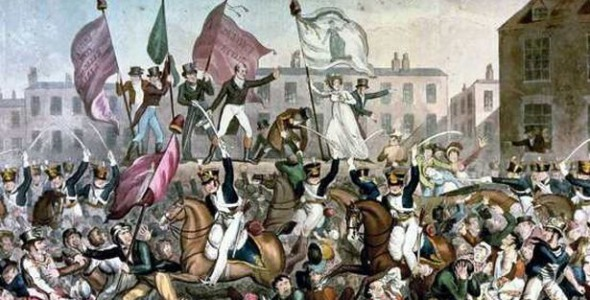 Photo of Peterloo: Voices, Sabres and Silence
