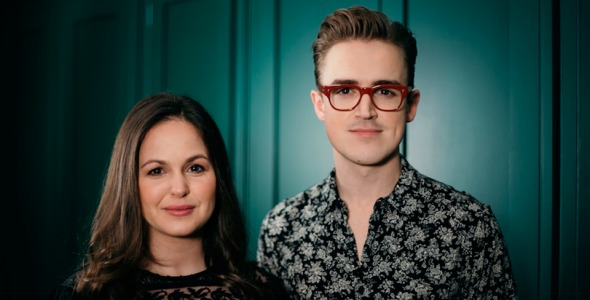Photo of Meet Giovanna and Tom Fletcher