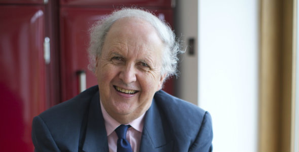 Photo of An Evening with Alexander McCall Smith