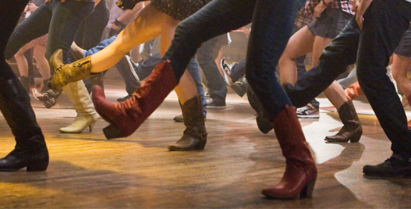 Photo of Line Dance Party