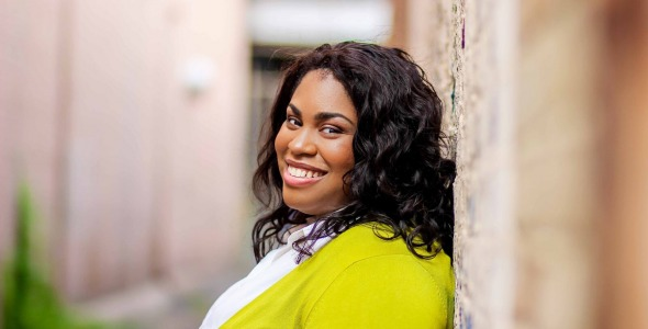 Photo of Meet Angie Thomas