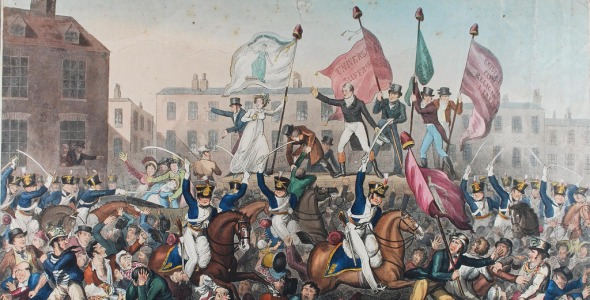 Photo of What was the Peterloo Massacre?