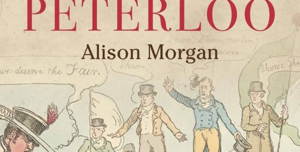 Photo of BALLADS AND SONGS OF PETERLOO, with Dr Alison Morgan