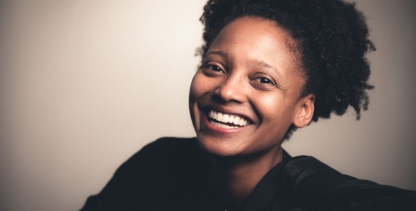 Photo of Tracy K Smith – Hosted by Jackie Kay