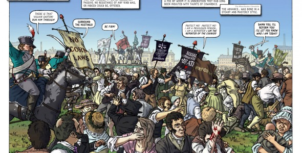 Photo of Peterloo: Witnesses to a Massacre