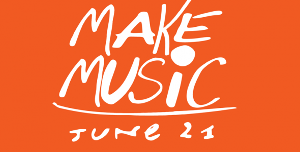 Photo of Make Music Day 2019