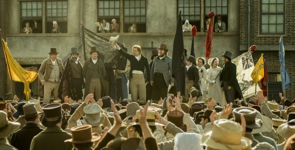 Photo of Peterloo Film Screening