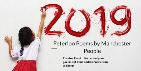 Photo of Peterloo Poems by Manchester People