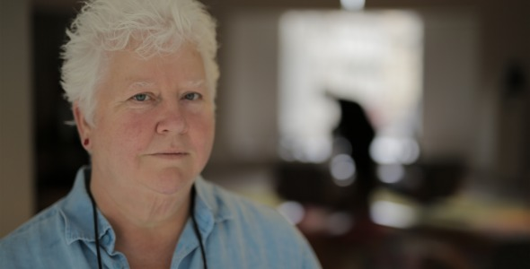 Photo of Val McDermid & Denise Mina
