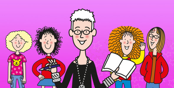 Photo of A morning with Jacqueline Wilson