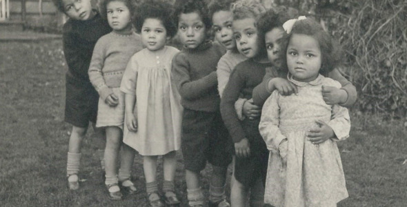 Photo of Being Mixed-Race: Stories of Britain's Black GI Babies
