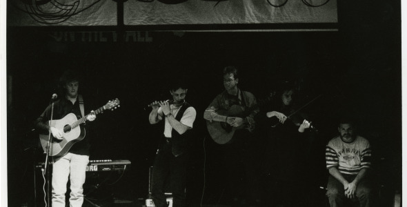 Photo of Club Ceoil: Manchester's Irish Traditional Music Archive